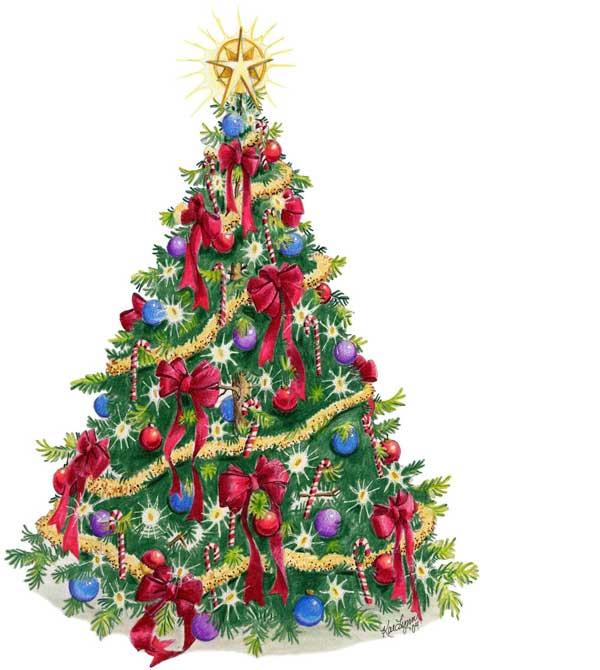 Χριστουγενιάτικο δέντρο
