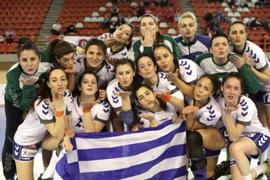Φιλικός αγώνας Χάντμπολ Ελλάδα – Βουλγαρία στο Λέχοβο