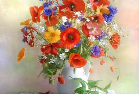 Paintings-flowers