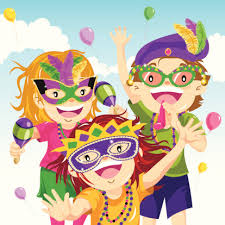 party maske